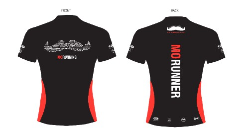 MoRunning 5k 10k and kids 1.5k Technical Tshirts Movember