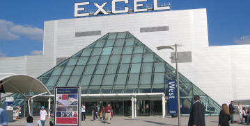 Fix Events/MoRunning at the London Marathon Expo